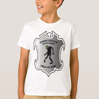 Zombie Defense Battalion - Boys San Pedro T-Shirt