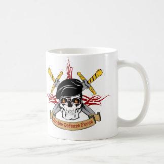 Zombie Defense Force Mug