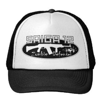 Zombie Defense Hat - Saiga 12
