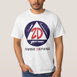 Zombie Defense Shirt