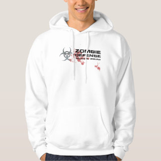 Zombie Defense Tactical Squad hoodie