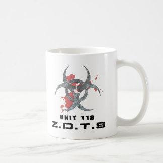 Zombie Defense Tactical Squad mug