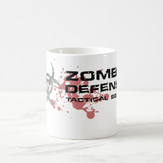 Zombie Defense Tactical Squad mug 2