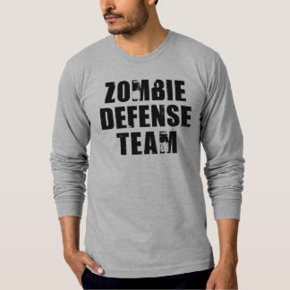 Zombie Defense Team T-Shirt