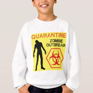 Zombie Design Sweatshirt