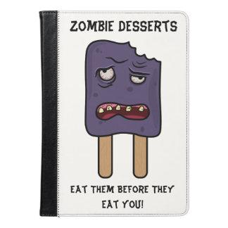 Zombie Desserts (Double Popsicle) iPad Air Case