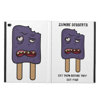 Zombie Desserts (Double Popsicle) Powis iPad Air 2 Case
