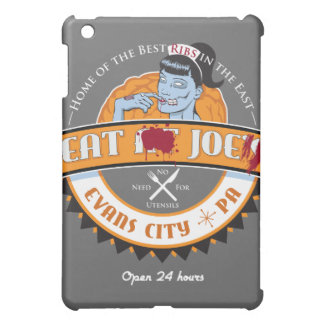 Zombie diner logo for your iPad iPad Mini Covers