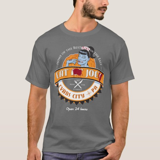 Zombie diner tshirt