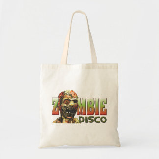 Zombie Disco Tote Bag