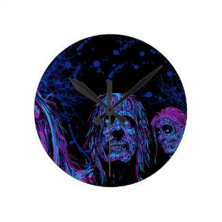 Zombie Disco Clocks