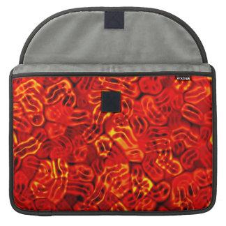 Zombie Disease Virus MacBook Pro Sleeves