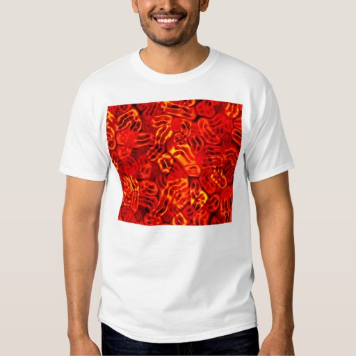 Zombie Disease Virus Tee Shirts