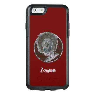 Zombie Distressed Looking Graphic OtterBox iPhone 6/6s Case