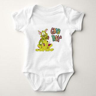 Zombie Dog Baby Bodysuit