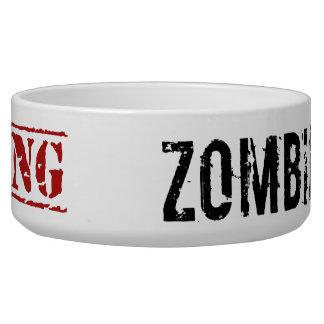 Zombie Dog Bowl