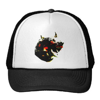 Zombie Dog Trucker Hat
