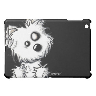 Zombie Dog Westie Cover For The iPad Mini