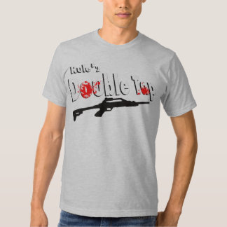 Zombie Double Tap Tee Shirt