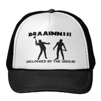 Zombie Drains Hat