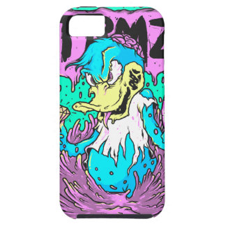 Zombie Duckie (by Teeramizoo) iPhone SE/5/5s Case