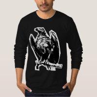 Zombie Eagle Long Sleeve T-Shirt