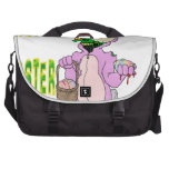 Zombie Easter Bags For Laptop