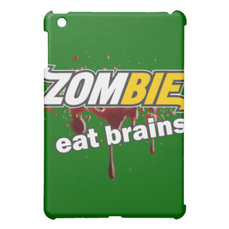 Zombie! Eat brains! iPad Mini Cover
