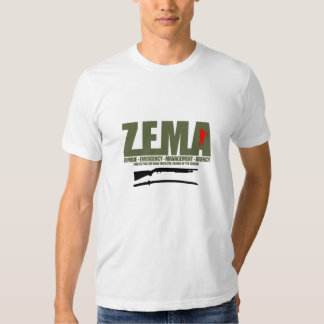Zombie.Emergency.Management.Agency T-shirt