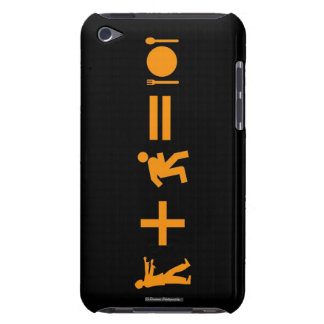 Zombie Equation iPod Case-Mate Case