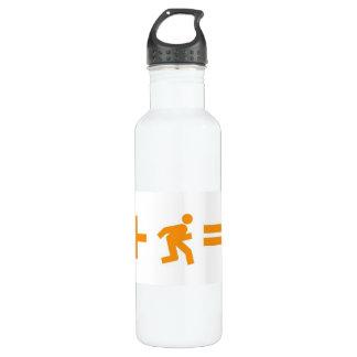 Zombie Equation Liberty Bottle