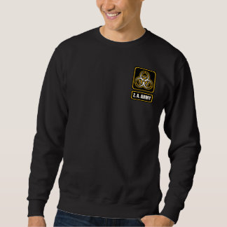 Zombie Eradication Sniper Team Sweater Pullover Sweatshirt