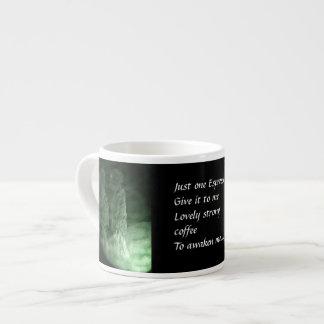 Zombie Espresso mug