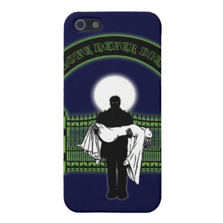 Zombie Eternal Love iPhone 4 Case