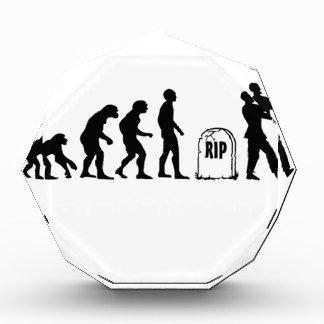 ZOMBIE EVOLUTION AWARD