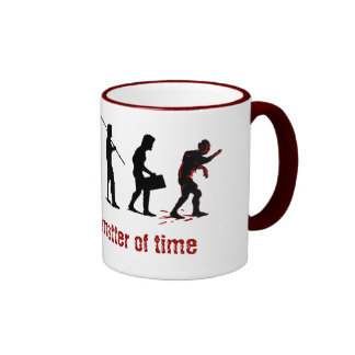 Zombie Evolution  - Mug