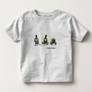 Zombie Evolution Toddler T-shirt