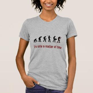 Zombie Evolution - Women's Tee Shirt