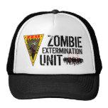 Zombie Extermination Unit hat