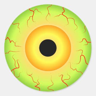 Zombie Eye Sticker