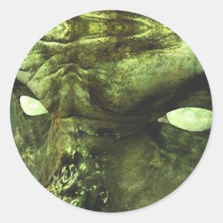 Zombie Eyes - Halloween Stickers