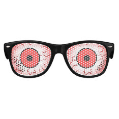 Zombie Eyes Kids Sunglasses at Zazzle