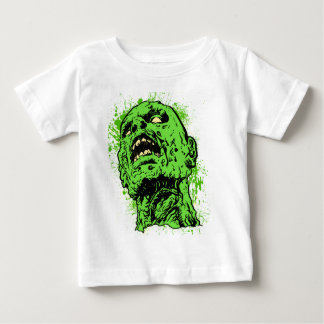 Zombie face baby T-Shirt