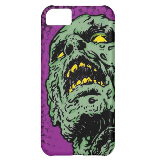 Zombie Face Cover Cover For iPhone 5C