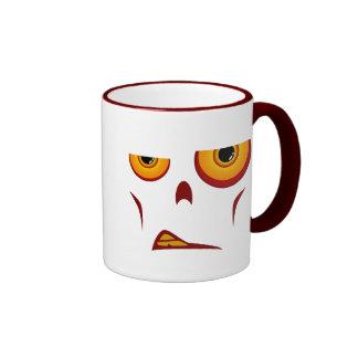 Zombie Face - Snarl Mug