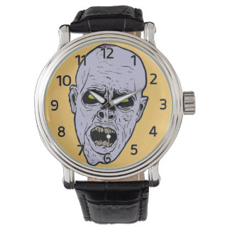 Zombie Face Watch