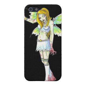 Zombie Fairy dark fantasy art iPhone 4 speck case