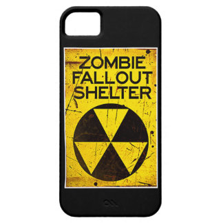 Zombie Fallout Shelter iPhone Case Waking Walkers