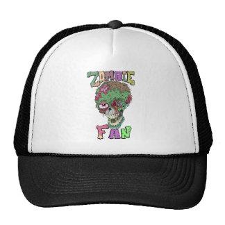 ZOMBIE FAN TRUCKER HAT