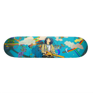 ZOmbie Fighter Skate Board